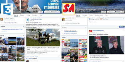 Facebook first pour l'info locale ?