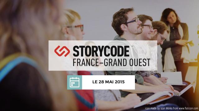 Apéro StoryCode du 28 mai à Nantes