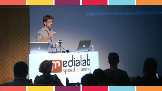 5 bonnes raisons de vous inscrire au Médialab SpeedTraining