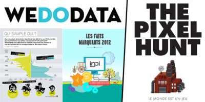 Coproduction de l'info : les cas de The Pixel Hunt et WeDoData