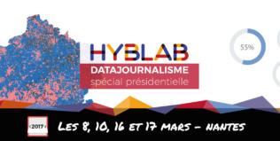 Appel à projets – HybLab datajournalisme spécial «présidentielle» à Nantes