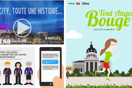 Retour sur la 1ère édition du HybLab «Récits interactifs» à Angers