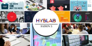 5 hackathons, 40 médias, 13 écoles : la saison 5 du HybLab bat tous les records
