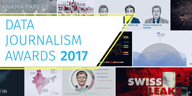 Le projet «Parrains2017» porté par Ouest-France retenu sur la shortlist des DataJournalism Awards 2017