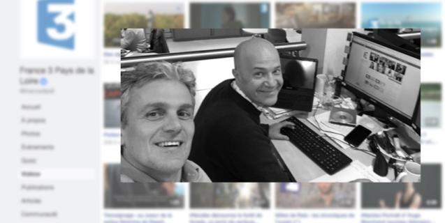Facebook, 3ème antenne de France 3 Pays de la Loire