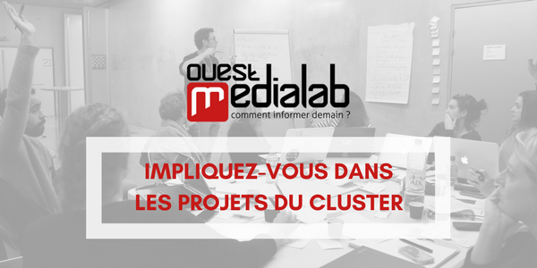Adhérents : impliquez-vous dans des groupes de travail sur les grands projets du cluster !