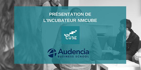 Présentation de l'incubateur NMcube à Paris jeudi 16 novembre à 18h30