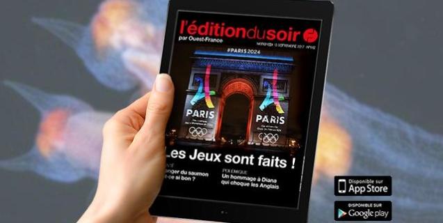 La transformation numérique de Ouest-France racontée par Fabrice Bazard, directeur des activités numériques du groupe