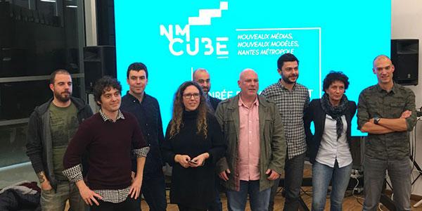 Incubateur NMcube : découvrez les 7 porteurs de projet sélectionnés