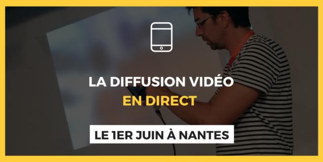 Diffuser de la vidéo en direct