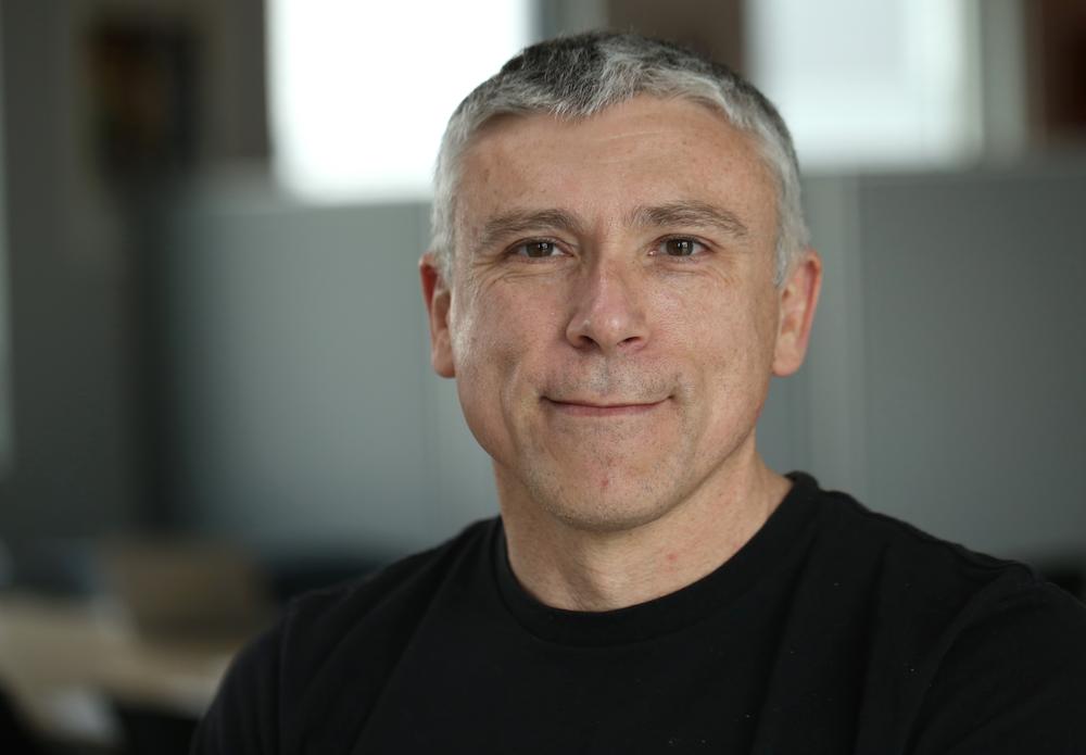 Jean-Joseph Lattuada, responsable de projets chez Ouest-France