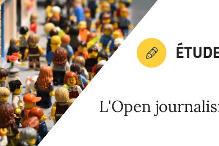 [Étude] L'Open Journalism chez les médias locaux