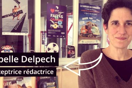 [Vidéo] Formation à la vidéo mobile : le témoignage d'Isabelle Delpech