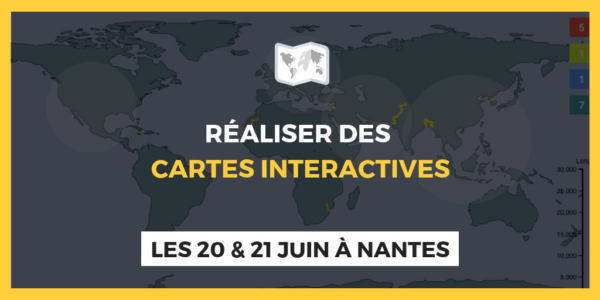 realiser cartes interactives