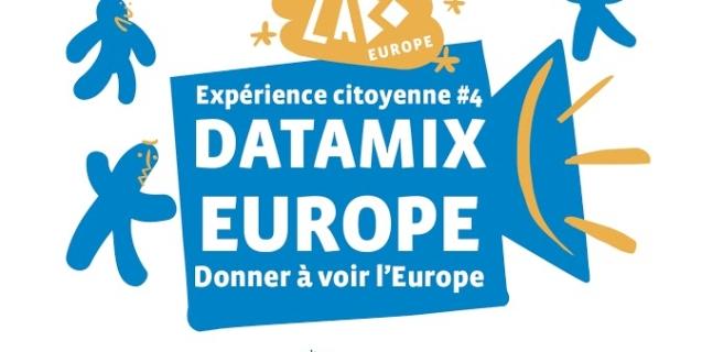 DataMix : un atelier créatif à Rennes pour parler de l'Europe autrement